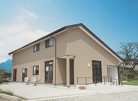 小松邸住宅新築工事